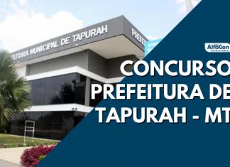 Distribuídas entre cargos de todas as escolaridades, oportunidades no concurso Prefeitura de Tapurah pagam até R$ 3,2 mil. Inscrições serão recebidas a partir de 23 de novembro