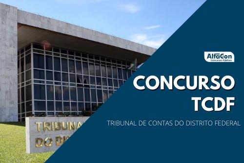 Chances do concurso TCDF (Tribunal de Contas do Distrito Federal) são para o cargo de auditor de controle externo, que requer nível superior em qualquer área. Remuneração de R$ 16,6 mil