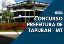 Distribuídas entre cargos de todas as escolaridades, oportunidades no concurso Prefeitura de Tapurah pagam até R$ 3,2 mil. Saiba como participar do processo seletivo