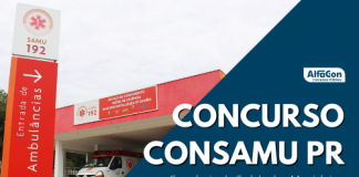As chances do concurso Consamu PR são para candidatos de níveis médio, técnico e superior. Remunerações chegam a R$ 9,6 mil