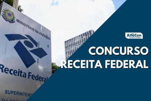 Novo concurso Receita Federal pode ocorrer ainda em 2021, para preenchimento de vagas para nível superior, com iniciais de até R$ 21 mil
