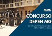 O novo concurso Depen MG (Departamento Penitenciário de Minas Gerais) já está confirmado e contará com 2.400 vagas de policial penal. Expectativa também por outros cargos