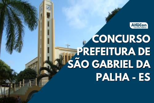 Oportunidades do concurso de São Gabriel da Palha são para candidatos de todos os níveis escolares. Remunerações chegam a R$ 2,1 mil