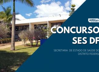 Todas as oportunidades do concurso SES DF (Secretaria de Estado de Saúde do Distrito Federal) são para o cargo de médico - clínica médica. Inicial de R$ 6,3 mil