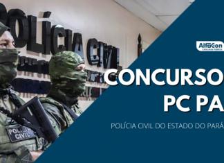 O concurso PC PA (Polícia Civil do Estado do Pará) contava com vagas distribuídas entre quatro cargos. Comunicado da suspensão foi divulgado pelo Instituto AOCP