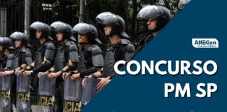 Concurso PM SP (Polícia Militar do Estado de São Paulo) é destinado a quem possui ensino médio, com remuneração inicial de R$ 3,3 mil