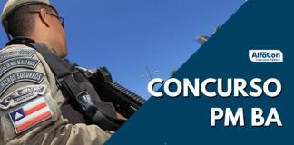 Oportunidades no concurso PM BA (Polícia Militar da Bahia) estão distribuídas entre Salvador, Feira de Santana, Juazeiro, Barreiras, Itabuna, Vitória da Conquista e Itaberaba