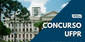 Vagas na Universidade Federal do Paraná (PR) estão distribuídas em diversas áreas. As inscrições do concurso UFPR começam em 18 de janeiro e serão aceitas até 30 de março de 2021