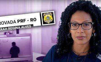 Conheça a trajetória de Sarah Regina e os desafios que ela enfrentou até realizar seu sonho de entrar para a PRF