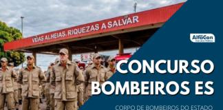 Concurso Bombeiros ES foi recentemente anunciado pelo secretário de segurança, Alexandre Ramalho. Oferta de vagas ainda será confirmada