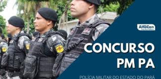 Novo prazo vai até 14 de janeiro. Com salários de até R$ 4,9 mil, concurso PM PA (Polícia Militar do Pará) disponibiliza 2.310 vagas para soldado e 95 para oficial