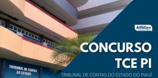 O novo concurso TCE PI (Tribunal de Contas do Estado do Piauí) será organizado pela Fundação Getúlio Vargas, para cargos de níveis médio e superior