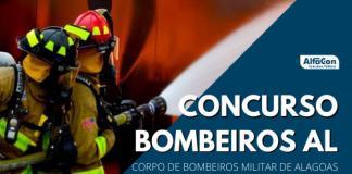 Novo concurso Bombeiros Alagoas contará com oportunidades para cargos de soldados combatentes e oficiais. Nível médio e iniciais até R$ 6,7 mil