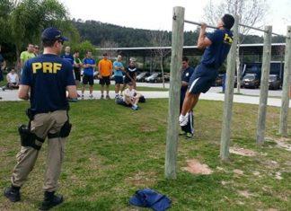 Uma das etapas do concurso PRF é o TAF, saiba quais são os quatro testes físicos exigidos e veja se tem fôlego para ser aprovado na etapa