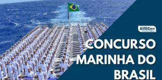 Distribuídas entre funções de níveis fundamental e médio/técnico, ofertas no concurso Marinha pagam até R$ 3,3 mil e estão espalhadas por 20 Estados e o DF. Veja o passo a passo de como participar