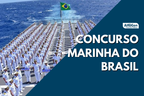 Com 33 vagas em disputa, concurso da Marinha reúne oportunidades distribuídas entre 14 naipes. Candidatos devem possuir ensino médio completo e idade até 24 anos