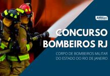 Novo concurso Bombeiros RJ com 3 mil vagas para temporários deve ser divulgado em breve