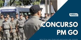 Para concorrer ao concurso PM GO para soldado é necessário possuir formação superior em qualquer área de formação, com inicial de R$ 1,5 mil