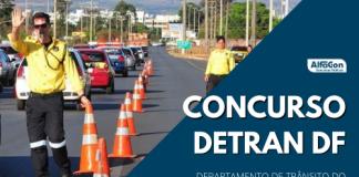 O novo concurso Detran DF (Departamento de Trânsito do Distrito Federal) deve contar com 72 oportunidades para técnicos e assistentes