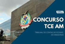 O concurso TCE AM (Tribunal de Contas do Estado do Amazonas) contará com 217 vagas de auditores, para suprir necessidades surgidas em decorrência de aposentadorias. Iniciais de até R$ 8,3 mil