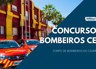 Novo concurso Bombeiros CE (Corpo de Bombeiros do Ceará) será organizado pelo Idecan. Ensino médio e inicial de R$ 2,6 mil
