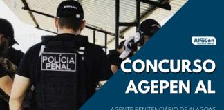 O novo concurso Agepen AL (agente penitenciário do Alagoas) será para o cargo de agente penitenciário, que pede nível superior, com inicial de R$ 3,8 mil