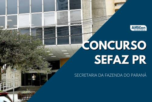 Novo concurso Sefaz PR (Secretaria da Fazenda do Paraná) deve contar com 100 postos de agente fazendário e auditor, de níveis médio e superior, até R$ 5,2 mil