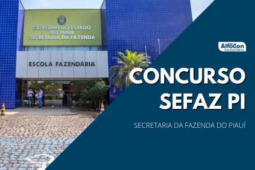 Destinado a preencher 40 vagas, concurso Sefaz PI (Secretaria da Fazenda do Estado do Piauí) disponibiliza oportunidades em três áreas. Inscrições serão recebidas a partir de 12 de abril