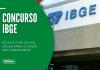 Encerrado ontem (18), contrato com o Cebraspe para aplicação das provas do concurso do IBGE (Instituto Brasileiro de Geografia e Estatística) não será renovado, segundo o órgão