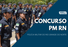 Novo concurso PM RN (Polícia Militar do Rio Grande do Norte) terá oportunidades para oficiais e combatentes na área de saúde, com exigência de nível superior