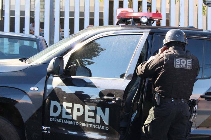 O Agente Federal de Execução Penal é um dos cargos que fazem parte do Concurso Depen. Saiba o que faz esse profissional! Foto: Divulgação