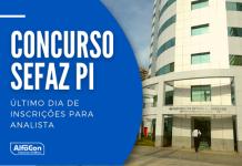 Destinado a preencher 40 vagas, concurso Sefaz PI (Secretaria da Fazenda do Estado do Piauí) disponibiliza oportunidades em três áreas. Saiba como participar do processo seletivo