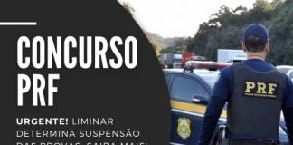 """Com salário inicial de R$ 10,3 mil, cargo de policial rodoviário cobra curso superior em qualquer área e CNH a partir da categoria """"B"""". Provas da 1ª fase do concurso PRF remarcadas para maio, podem sofrer mais uma alteração na data de aplicação"""