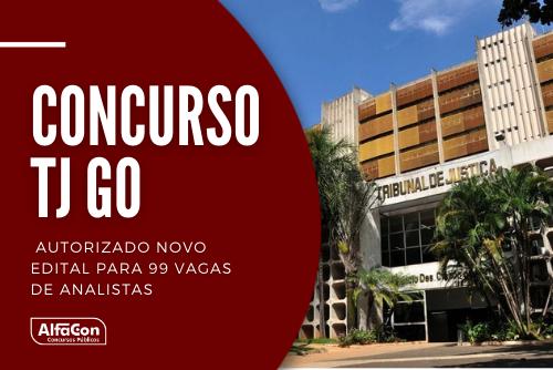 Novo concurso TJ GO (Tribunal de Justiça de Goiás) será para quem possui formação de nível superior; seleção ocorre em regime de urgência