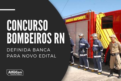 Novo concurso Bombeiros RN (Corpo de Bombeiros do Rio Grande do Norte) será organizado pelo Instituto Idecan. Vagas ainda serão confirmadas