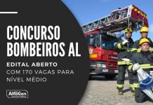 Novo concurso Bombeiros Alagoas oferece oportunidades para cargos de soldados combatentes e oficiais. Nível médio e iniciais até R$ 4,2 mil
