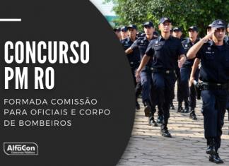 Novo concurso PM RO (Polícia Militar de Rondônia) contará com oportunidades para cargos de nível superior, com iniciais de R$ 5,4 mil
