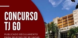Novo concurso TJ GO (Tribunal de Justiça de Goiás) será para quem possui formação de nível superior; seleção ocorre em regime de urgência. Leia mais!