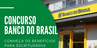 Ajuda com alimentação é um dos atrativos do concurso do Banco do Brasil. Inscrições abertas para 4.480 vagas em todos os estados e no DF. Leia mais!