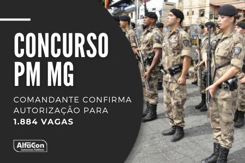 Novo concurso PM MG (Polícia Militar de Minas Gerais) será para soldados, curso de formação de oficiais e médicos; editais em breve. Leia mais!