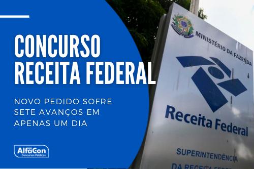 Novo concurso Receita Federal pode ocorrer ainda em 2021, para preenchimento de 699 vagas para nível superior, com iniciais de até R$ 21 mil. Leia mais!