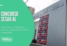 Mais de 32 mil candidatos disputam 1.200 vagas no concurso da Sesau AL (Secretaria da Saúde de Alagoas). Prova foi aplicada no domingo (12)