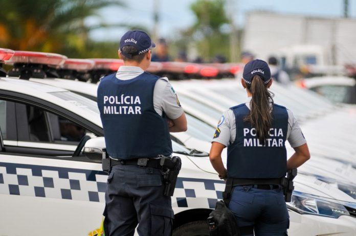 Soldado e Oficial são os cargos geralmente ofertados nos concursos PM; entenda a diferença entre os cargos. Foto: Vinicius de Melo/Agência Brasília
