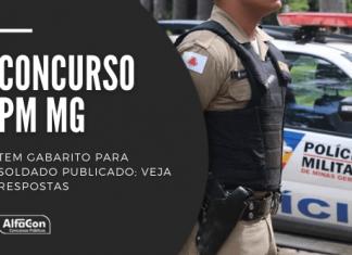 Aplicada no domingo (15), prova objetiva do concurso da PM MG (Polícia Militar de Minas Gerais) cobrou a resolução de 40 questões de múltipla escolha. Processo seletivo preencherá 1,6 mil vagas