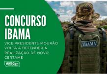 Concurso Ibama (Instituto Brasileiro de Meio Ambiente e dos Recursos Naturais Renováveis) pretende preencher 2.348 oportunidades