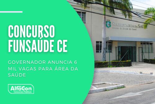 As vagas são para área assistencial de saúde, administrativa e para especialidades médicas. Inscrições estarão abertas a partir do dia 5 de julho