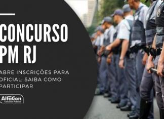 Destinado a preencher 32 vagas, concurso da PM RJ oferece salário de R$ 7 mil. Carreira requer graduação em direito e idade entre 18 e 30 anos