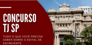 Destinado a preencher 845 vagas de nível médio, concurso do TJ SP (Tribunal de Justiça de São Paulo) preencherá postos na capital, Grande SP, interior e litoral