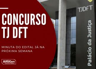 O novo concurso TJDFT (Tribunal de Justiça do Distrito Federal e Territórios) será para área de apoio, que conta com necessidade de 389 servidores. Confira!