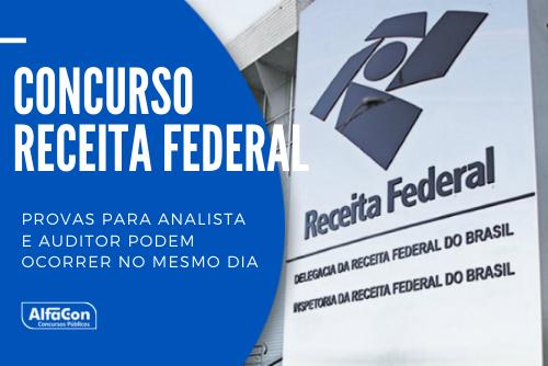 O novo concurso Receita Federal pode ocorrer ainda em 2021, para preenchimento de 699 vagas para nível superior, com iniciais de até R$ 21 mil; saiba mais